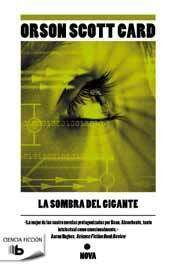 LA SOMBRA DEL GIGANTE (BOLSILLO)