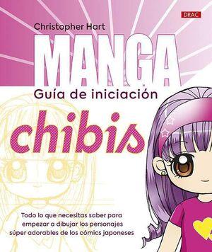 MANGA: GUIA DE INICIACION CHIBIS