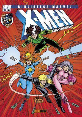 BIBLIOTECA MARVEL: X-MEN #027