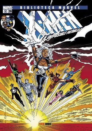 BIBLIOTECA MARVEL: X-MEN #028