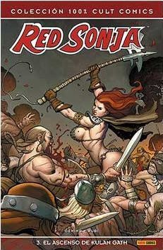 RED SONJA #03. EL ASCENSO DE KULAN GATH