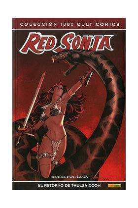 RED SONJA ESPECIAL #03: EL RETORNO DE THULSA DOOM