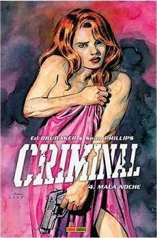 CRIMINAL #04. MALA NOCHE