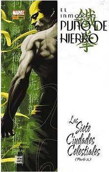 EL INMORTAL PUÑO DE HIERRO #03