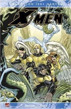 X-MEN: PRIMERA CLASE #04