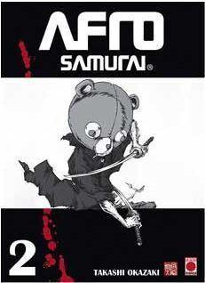 AFRO SAMURAI #02