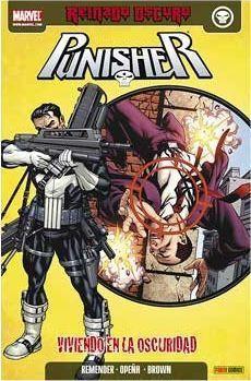 PUNISHER #01. VIVIENDO EN LA OSCURIDAD (REINADO OSCURO)
