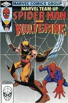 MARVEL TEAM-UP SPIDERMAN TOMO #14