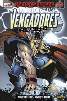 LOS VENGADORES: LA INICIATIVA #06. DESUNIDOS