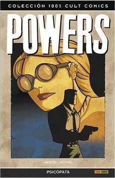 POWERS #09: PSICOPATA