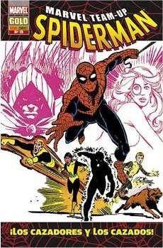 MARVEL TEAM-UP SPIDERMAN TOMO #15