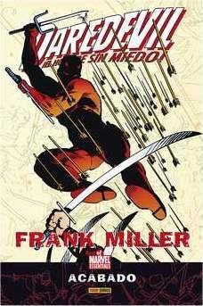 DAREDEVIL DE FRANK MILLER: ACABADO