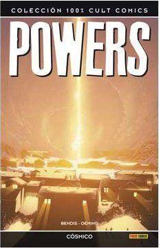 POWERS #10: COSMICO