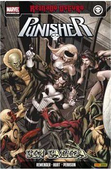 PUNISHER #02. SIN SALIDA (REINADO OSCURO)