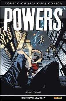 POWERS #11: IDENTIDAD SECRETA