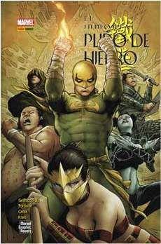 EL INMORTAL PUÑO DE HIERRO #05