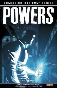 POWERS #12: LOS 25 SUPERHEROES MUERTOS MAS MOLONES