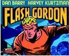 FLASH GORDON (KING FEATURES SYNDICATE)