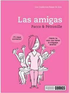 LOS CUADERNOS ROSA DE ANA #01: LAS AMIGAS