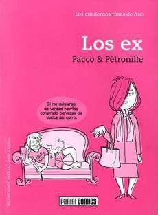 LOS CUADERNOS ROSA DE ANA #02: LOS EX