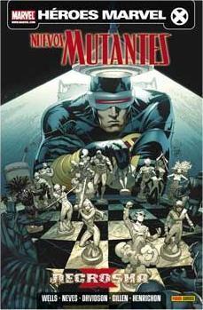 NUEVOS MUTANTES #02. NECROSHA-X