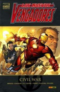 LOS NUEVOS VENGADORES #05. CIVIL WAR (MARVEL DELUXE)