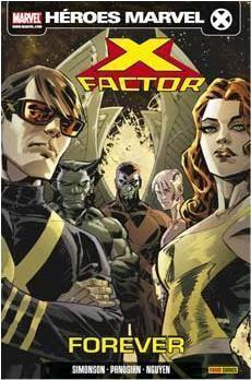 X-FACTOR FOREVER (HEROES MARVEL)