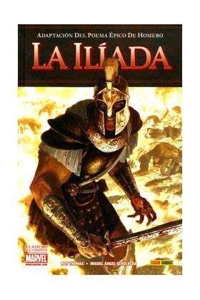 LA ILIADA. CLASICOS ILUSTRADOS MARVEL