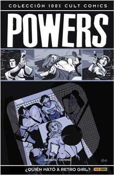 POWERS #01: QUIEN MATO A RETRO GIRL