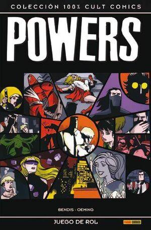 POWERS #02: JUEGO DE ROL