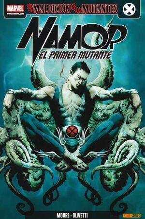 NAMOR: EL PRIMER MUTANTE #01