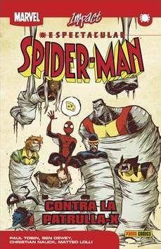 ESPECTACULAR SPIDERMAN #02 (MARVEL IMPACT)
