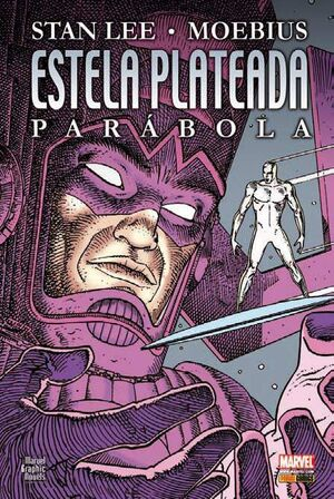ESTELA PLATEADA: PARABOLA (MARVEL GRAPHIC NOVELS)