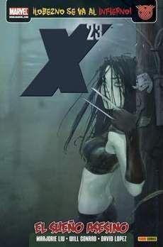 X-23 #01. EL SUEÑO DE LA MUERTE