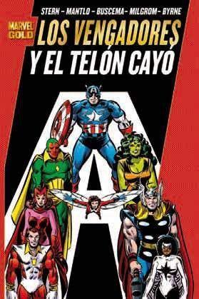 LOS VENGADORES #03. Y EL TELON CAYO (MARVEL GOLD)