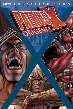 PATRULLA-X. ORIGENES #03
