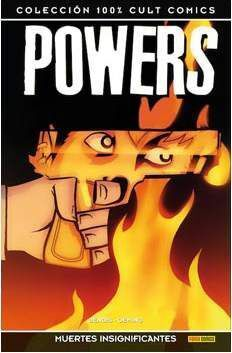 POWERS #03: MUERTES INSIGNIFICANTES