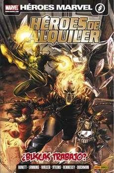HEROES DE ALQUILER VOL.2 #01. ¿BUSCAS TRABAJO?
