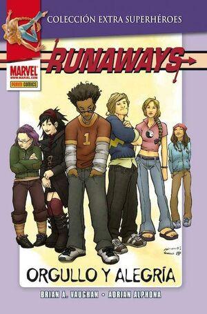 RUNAWAYS #01: ORGULLO Y ALEGRIA