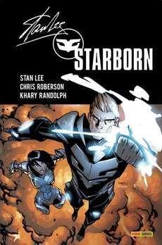 STARBORN #01. STAN LEE´S BOOM COMICS
