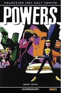POWERS #04: SUPERGRUPO