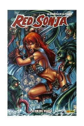 RED SONJA #09. EL FIN DEL VIAJE