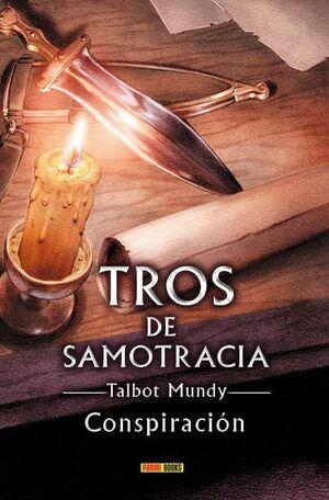 TROS DE SAMOTRACIA #05. CONSPIRACION