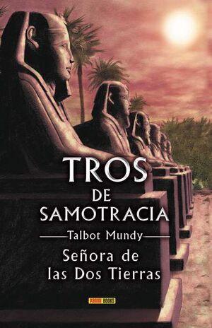 TROS DE SAMOTRACIA #08. SEÑORA DE LAS DOS TIERRAS