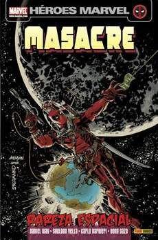 MASACRE #10. RAREZA ESPACIAL