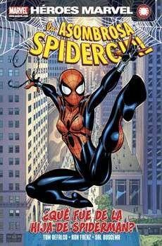 LA ASOMBROSA SPIDERGIRL #01