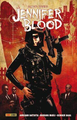 JENNIFER BLOOD #01 (CULT COMICS)