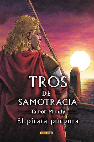 TROS DE SAMOTRACIA #10. EL PIRATA PURPURA