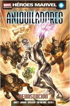 ANIQUILADORES #01. DEVASTACION