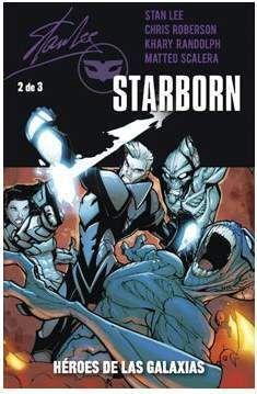 STARBORN #02. STAN LEE´S BOOM COMICS